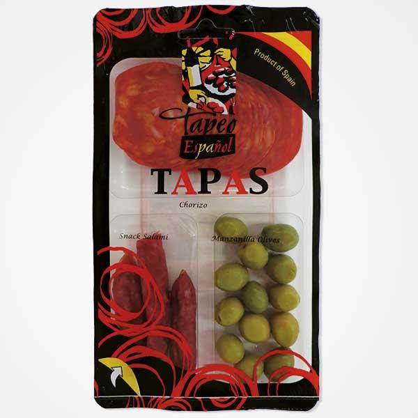 Mediterranean Tapas Chorizo