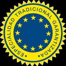 Logo Calidad Especialidad Tradicional Garantizada